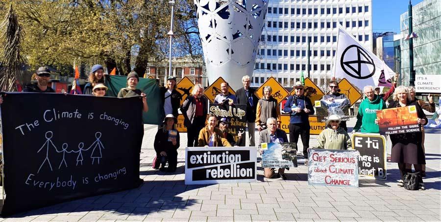 Extinction Rebellion Roadshow
