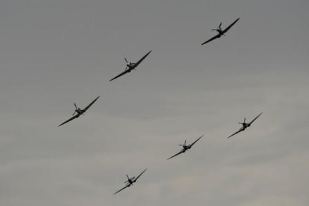 L115 Spitfires
