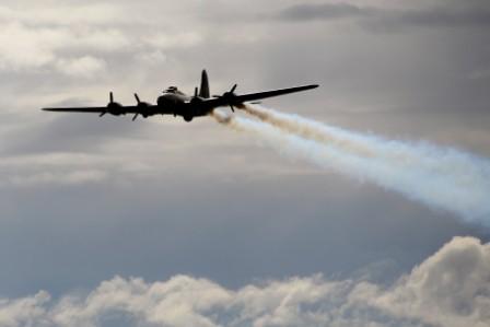 L094 B-17 Flying Fortress
