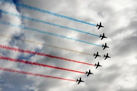 L096 Patrouille France