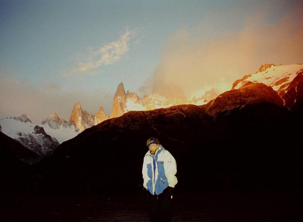 Argentinien, El Chaltén, Fitz Roy