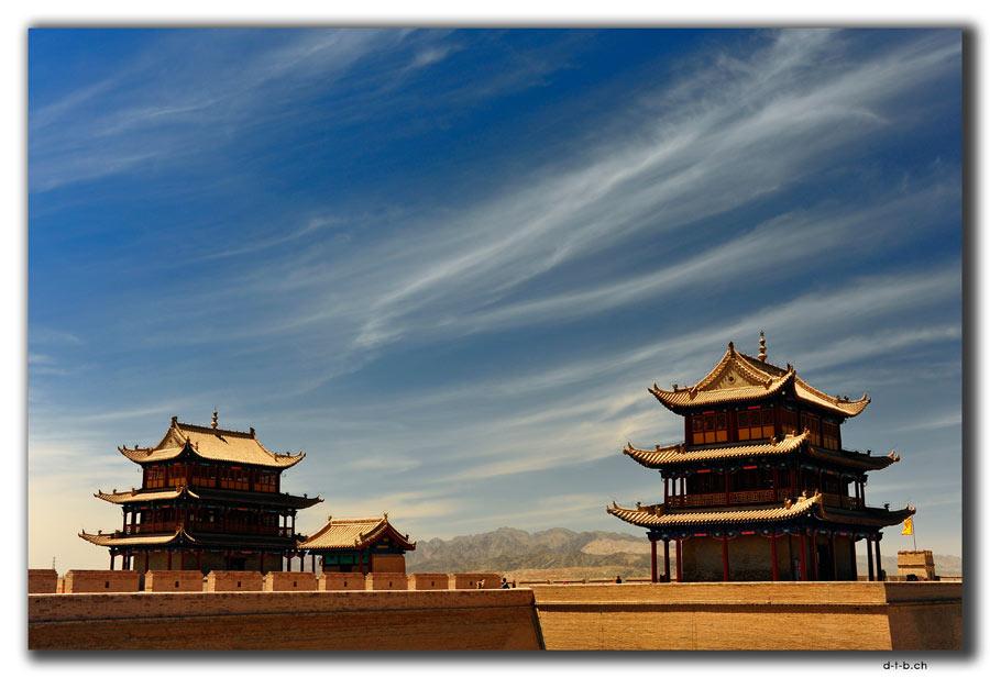 Jiayuguan-Fortress
