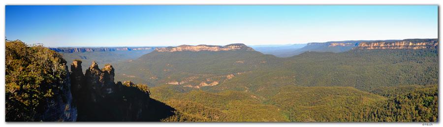 AU1713.Blue Mountains.Three Sisters