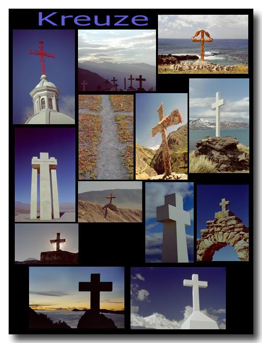Kreuze / Crosses