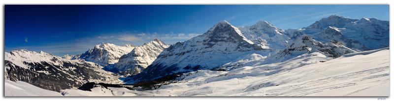 GW0049.Grindelwald mit Eiger, Mönch und Jungfrau