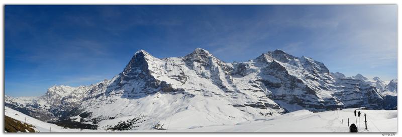 GW0082.Eiger, Mönch und Jungfrau