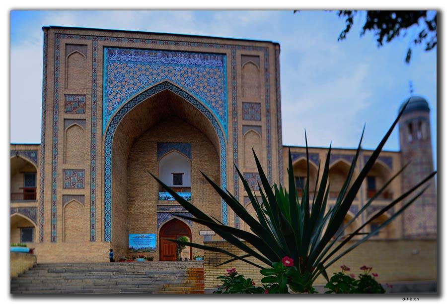 Tashkent.Kulkedash Medressa