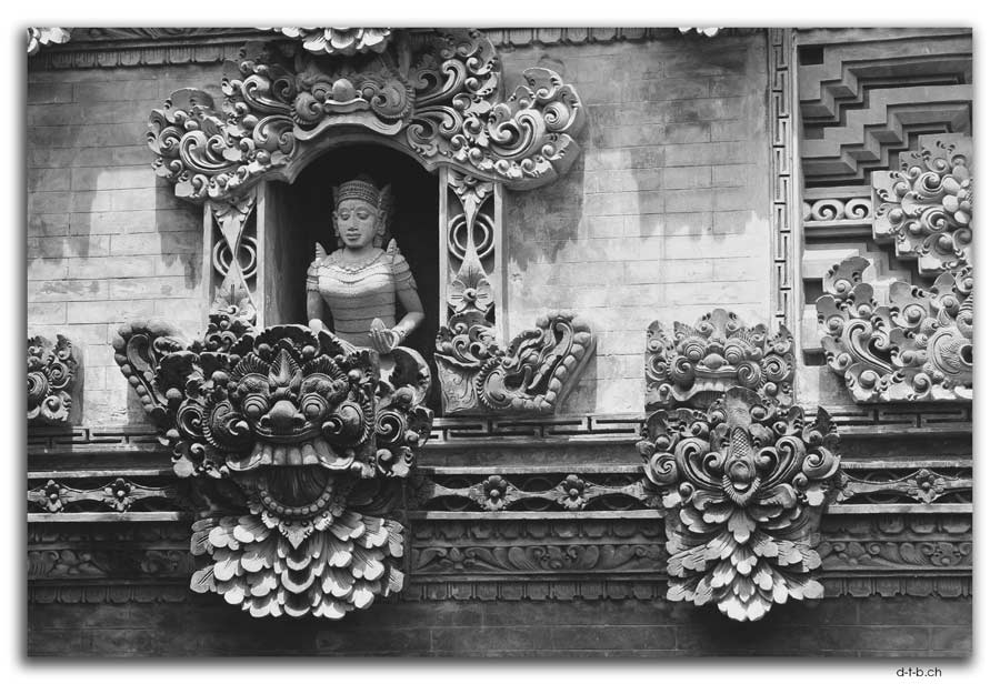 Denpasar.Tempel