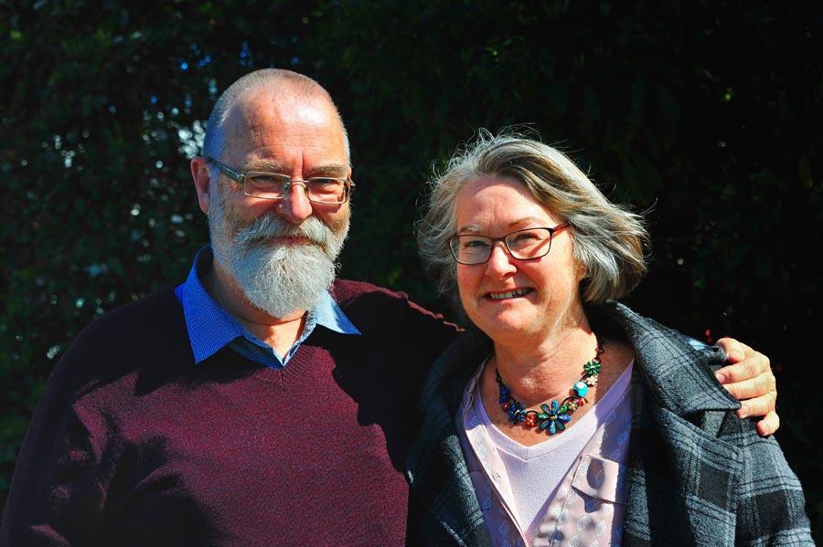Malcolm & Alison