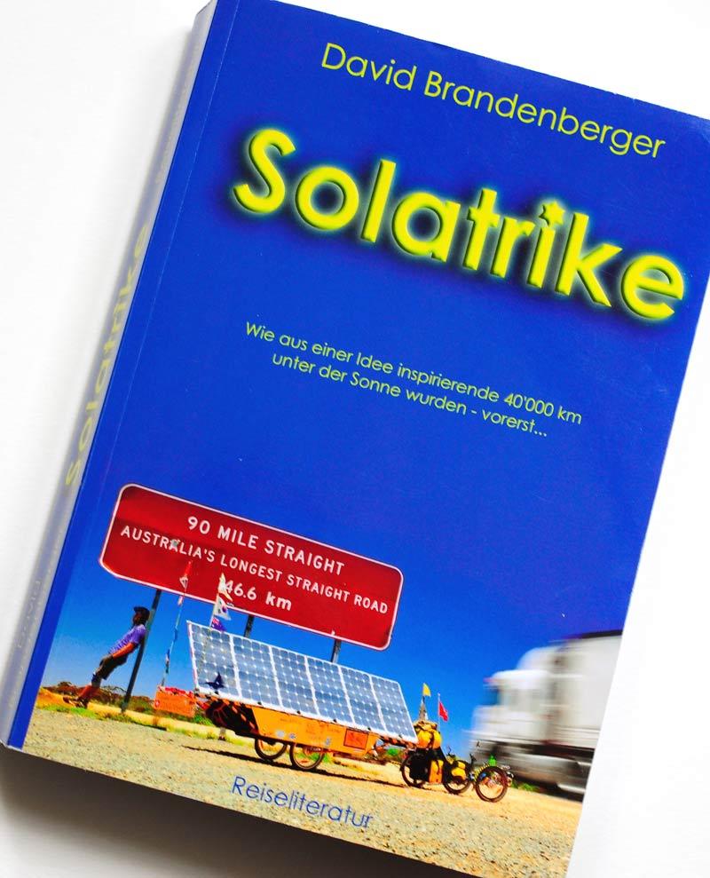 Solatrike Das Buch - Titelseite