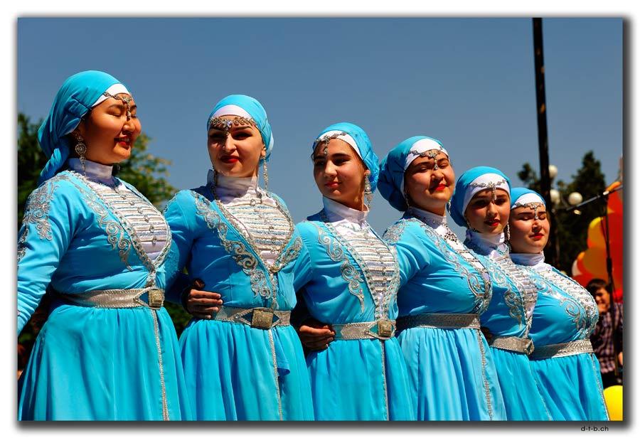 Kirgisischer Volkstanz / Kyrgyz dance