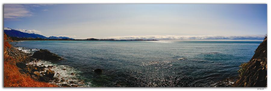 View to Kaikoura