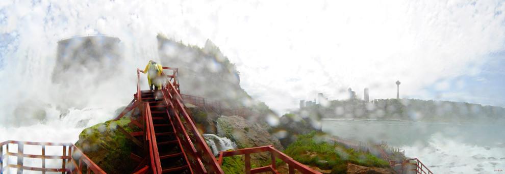 CA0435 Niagara Falls Panorama