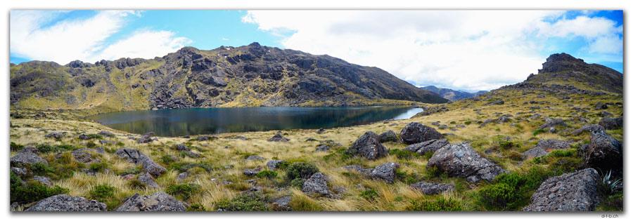 NZ0498.Kahurangi N.P.Iron Lake