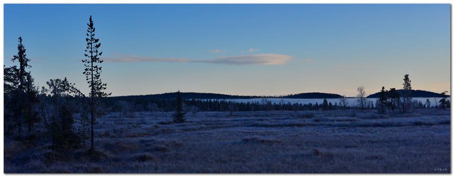 SE0050 Lappland,Nebel