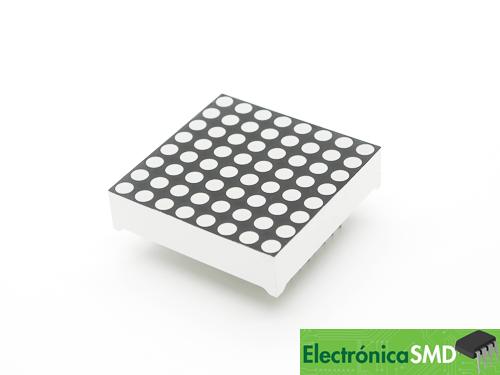 matriz led guatemala, guatemala, electronica, electronico, matriz 8x8, matriz 3mm 5mm, max7219, modulo matriz max7219, matrix 8x8, 8x8, matriz de leds, led