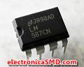 LMxx LM324 LM358 LM386 LM567 LM741 LM1458 LM2901 LM2907 LM3914 LM3915 LM3916 Cicuitos Integrados CI Electronica Electronico Guatemala ElectronicaSMD