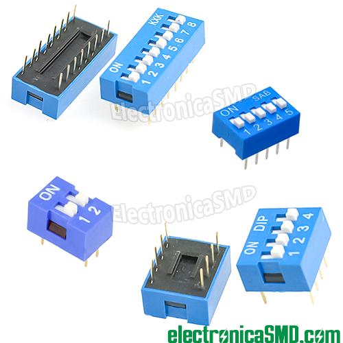 dip switch guatemala, dip switch, interruptor dip, guatemala, electronica, electronico, dipswitch, switch