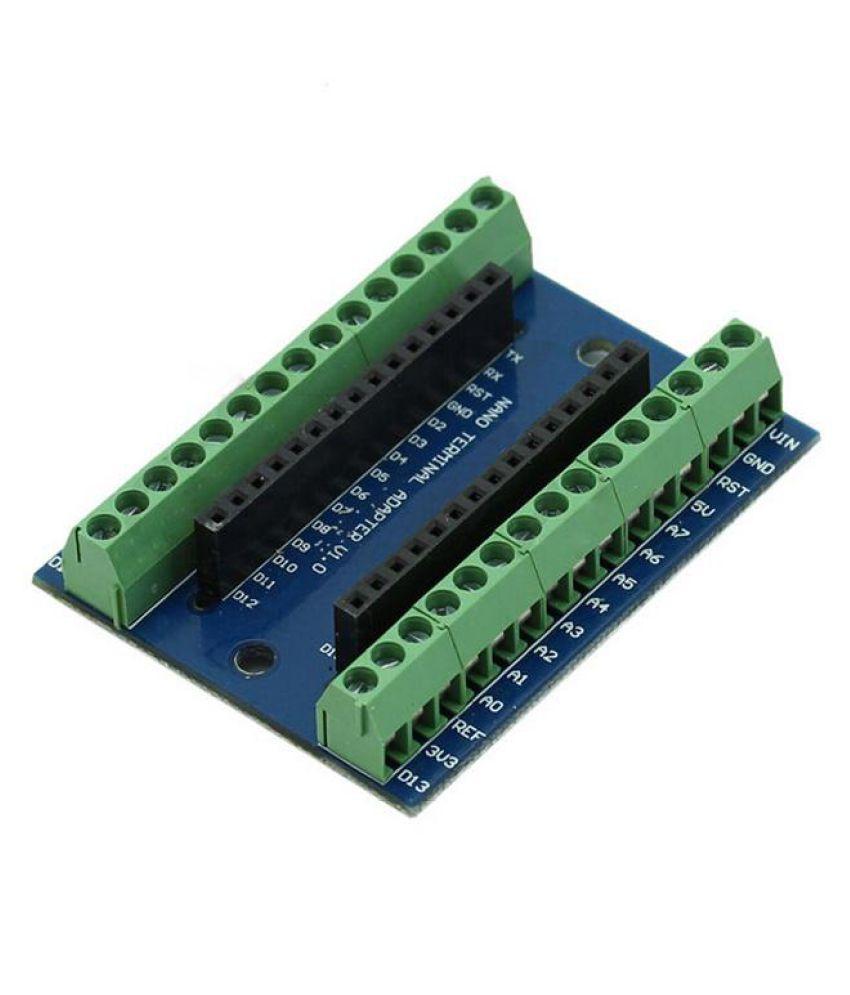 placa base shield prototype arduino nano, guatemala, electronica, electronico, arduino guatemala