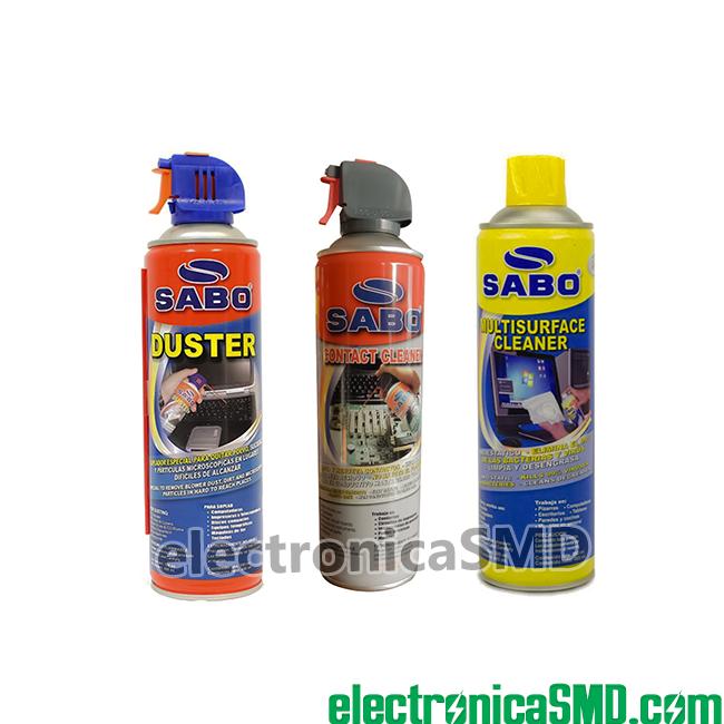aire comprimido, limpia contactos, espuma limpiadora, guatemala, electronica, electronico