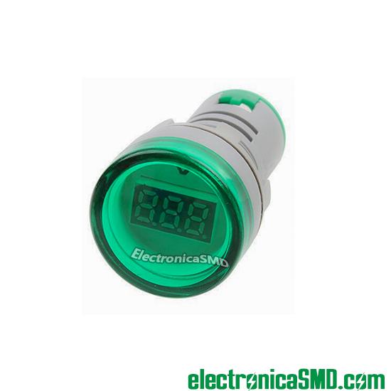 voltimetro guatemala, voltimetro, guatemala, electronica, medido voltaje, electronico, medidor, voltaje AC, VAC, corriente alterna