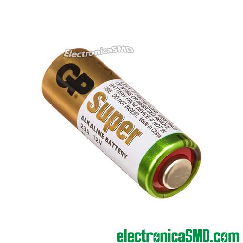 bateria 23a 12v guatemala, bateria, bateria 23a GP, 23a 12v, bateria vr22 a23 mn21, guatemala, electronica, electronico