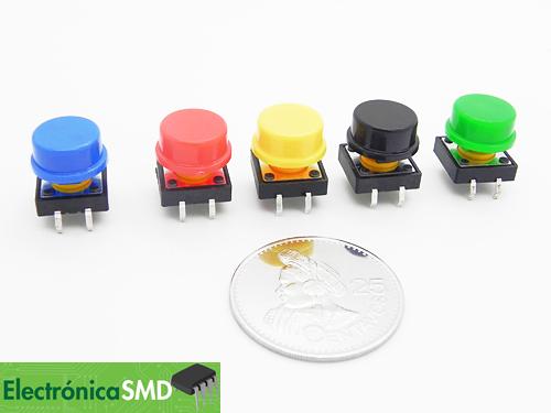 pulsador guatemala, pulsador, pulsadores, push button, boton, electronica, electronico, push, pushbutton, boton pulsador