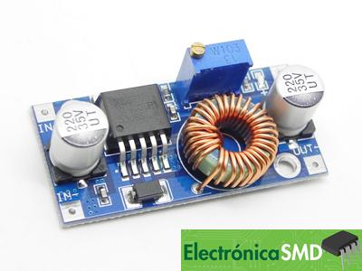 modulo regulador, regulador dc-dc, xl4005, guatemala, guate, electronica, electronico, modulo regulador dc-dc dc dc