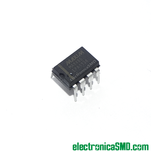 MAX485 RS-485/RS-422 Transceivers guatemala, electronica, electronico, guatemala, max485, max485epa ci dip, comunicacion rs485