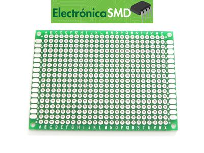 placa perforada, guatemala perforada, guatemala, electronica, electronico, pcb placa