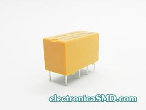 rele, relevador, relay 12v, 12vdc, guatemala, electronica, electronico, reles