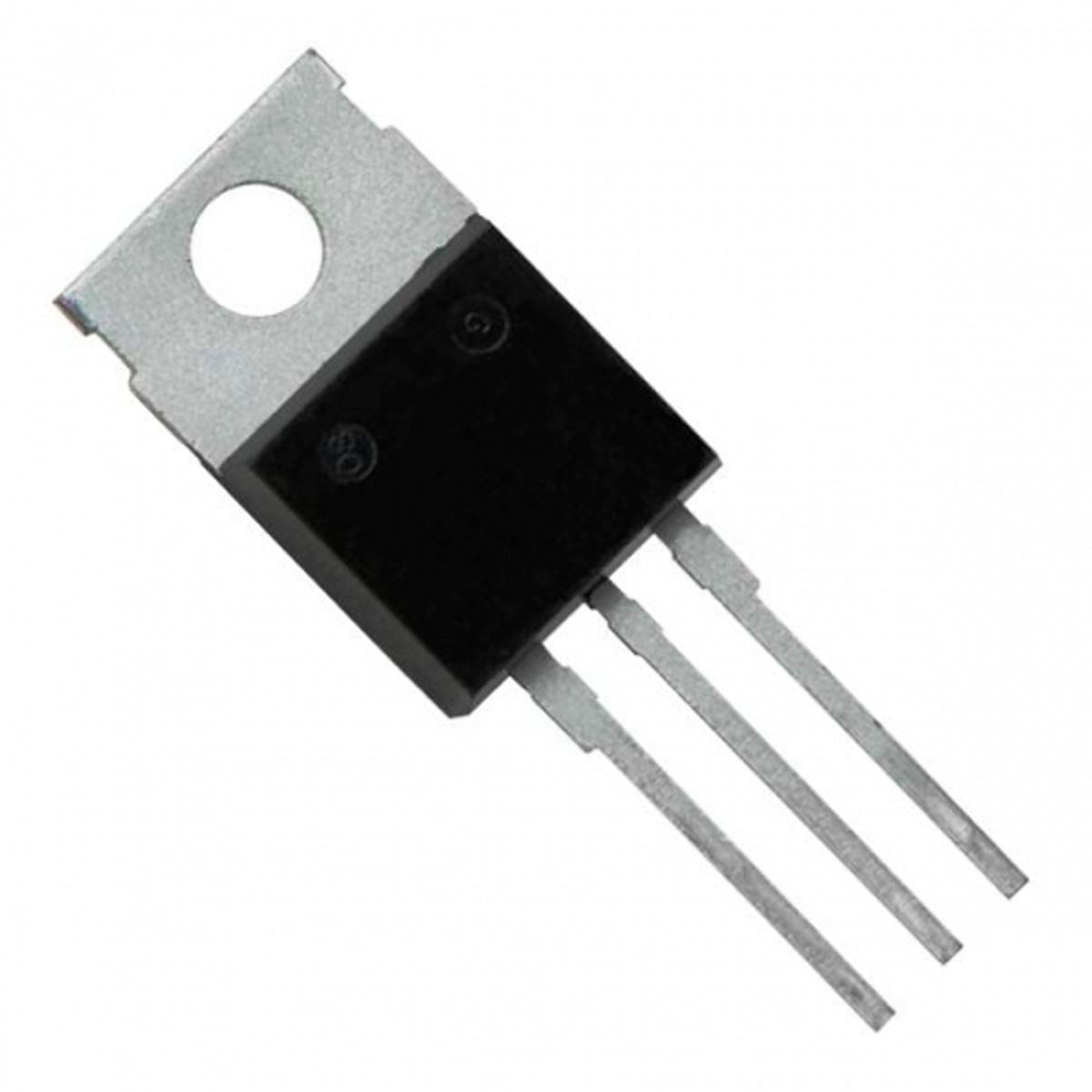 Reguladores de Voltaje 1A TO-220 7805 7806 7808 7809 7812 7820 7824 7905 7915 Cicuitos Integrados CI Electronica Electronico Guatemala ElectronicaSMD