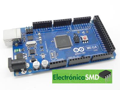 arduino, MEGA2560, arduino guatemala, electronica, electronico, microcontrolador, guatemala