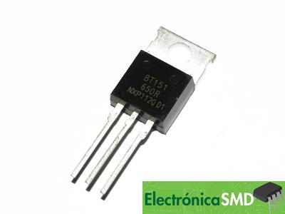 scr guatemala, scr, electronica, electronico, bt151, bt-151, c106