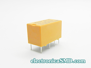 rele, relevador, relay 12v, 12vdc, guatemala, electronica, electronico, reles, relay, rele dpdt