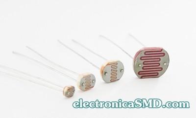 fotoresistencia, fotoresistor, ldr, ldr guatemala, guatemala, electronica, electronico, guate, fotodetector, sensor
