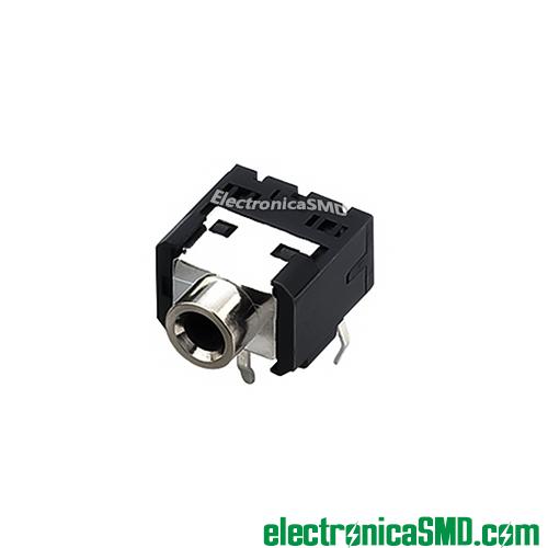 jack audio estereo pcb placa, jack 3.5mm hembra, conector 3.5mm, guatemala, electronica, electronico, jack para soldar en placa audio