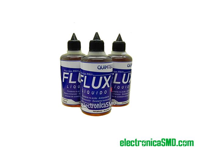 flux guatemala, flux liquido, flux rma, electronica, electronico, soldadura, soldar flux, desoldar flux, guatemala