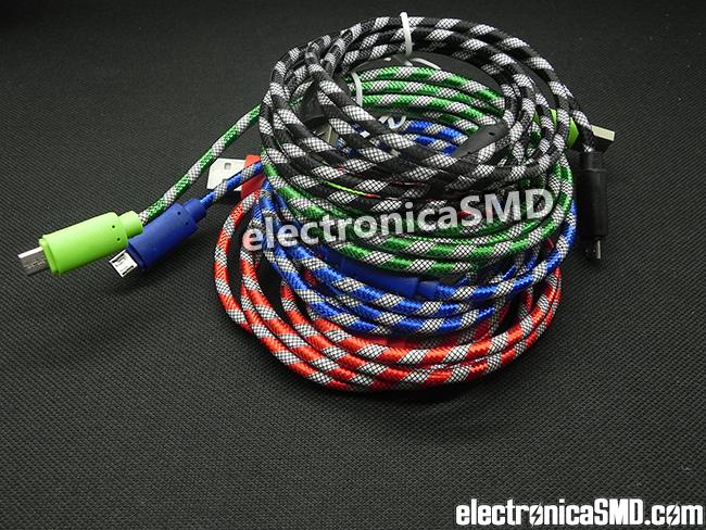 cable micro usb v8 guatemala, cable para celular, guatemala, electronica, electronico, cable v8, v8, cable carga transferencia datos celular