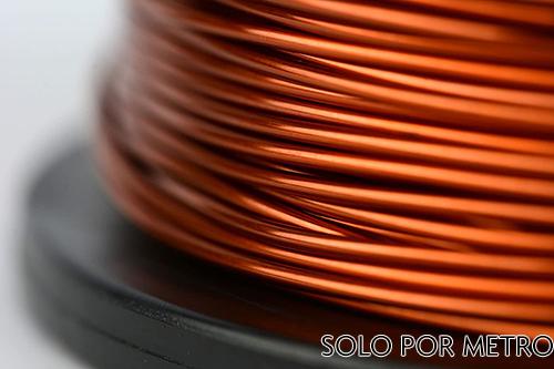 alambre de cobre esmaltado, alambre magneto, alambre para bobinado, alambre esmaltado, alambre para bobinas, guatemala, electronica, electronico