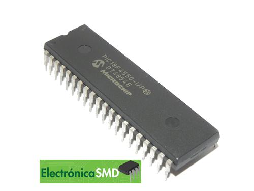 pic18f4550 guatemala, microcontrolador pic pi18f, electronica, electronico, guatemala, pic guatemala, pic18f4550