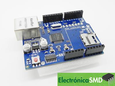 arduino, arduino guatemala, ethernet shield 5100, ethernet arduino, guate
