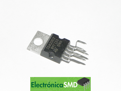 TDA2002, guatemala, electronica, electronico, audio, tda2002 guatemala