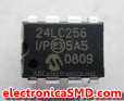 24LC00 24LC128 24LC256 24LC512 24LC1025 Memorias Eeprom Cicuitos Integrados CI Electronica Electronico Guatemala ElectronicaSMD