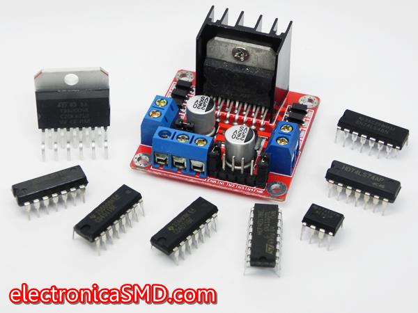 Cicuitos Integrados CI Electronica Electronico Guatemala ElectronicaSMD Modulos LM 74LS CD40 CD45 Superficie DAC ADC FVC Optocopladores Reguladores
