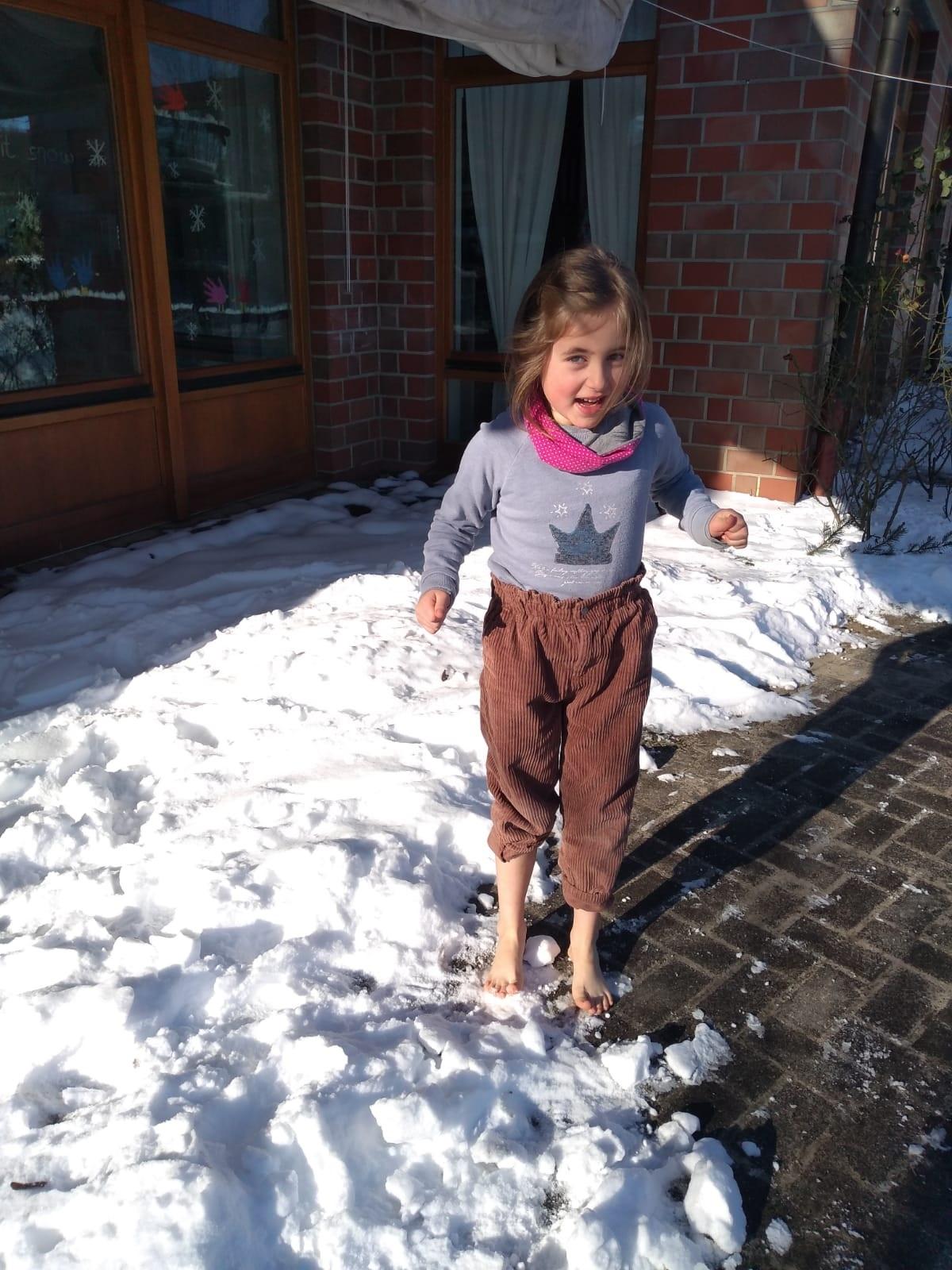 Schneegehen