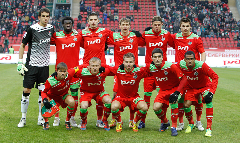 FC ロコモティフ・モスクワ - 一...