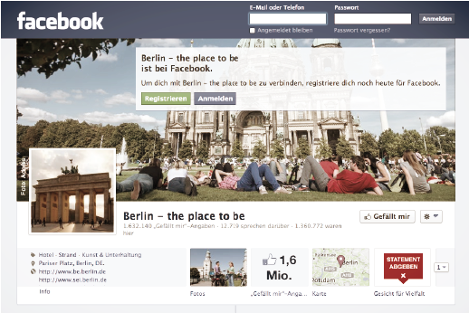 Facebook be Berlin