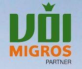 Bild: VOI Migros Partner Logo