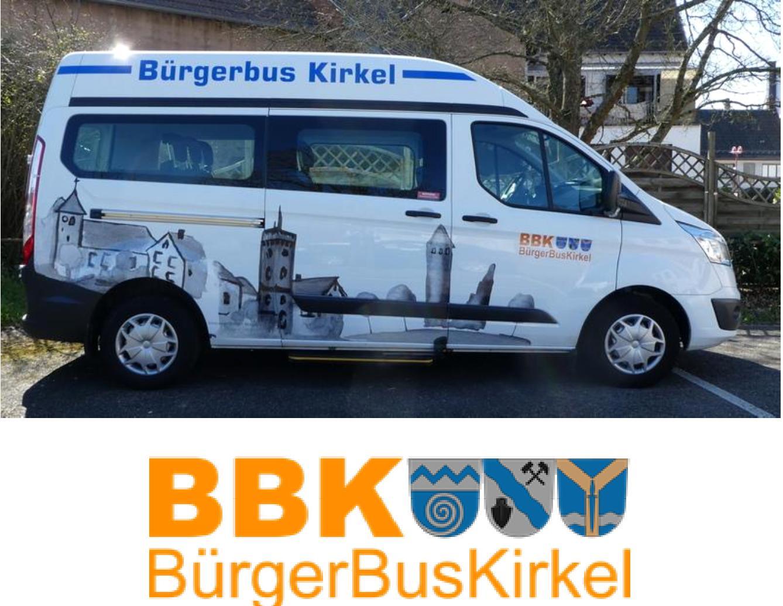 Bürgerbusverein Kirkel informiert: Fahrgastzahlen Bürgerbus wieder auf vor Corona-Niveau